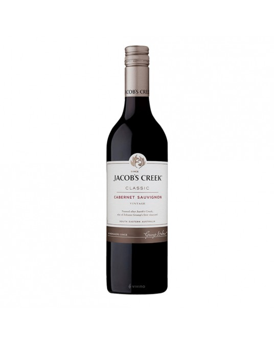 VINO JACOBS CREEK C CABERNET SAUVIGNON BOTELLA 750 ml