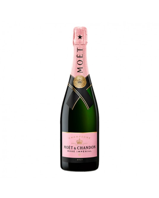 CHAMPAÑA MOET & CHANDON BRUT IMPERIAL ROSE BOTELLA 750 ml