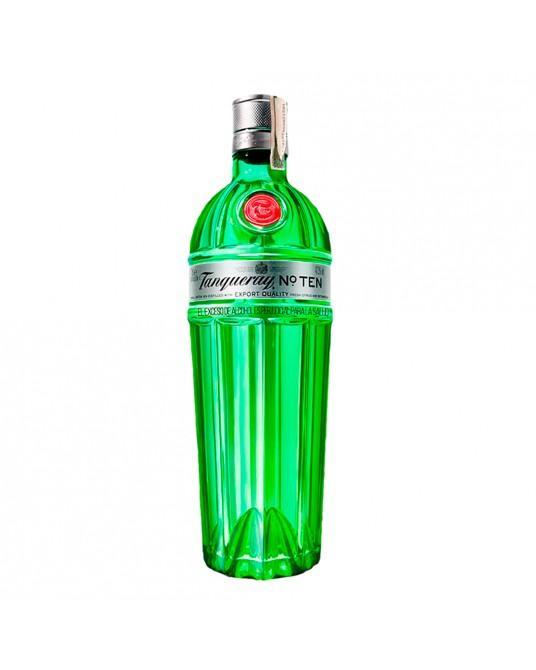 GINEBRA TANQUERAY TEN GIN BOTELLA 750 ml