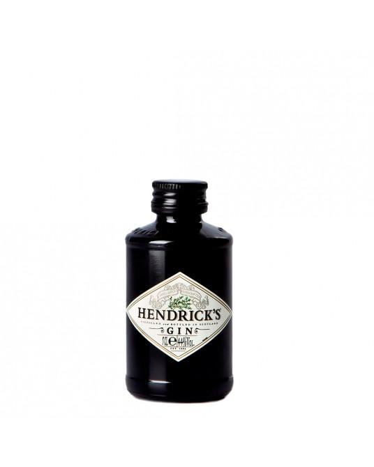 GINEBRA HENDRICKS GIN BOTELLITA 50 ml
