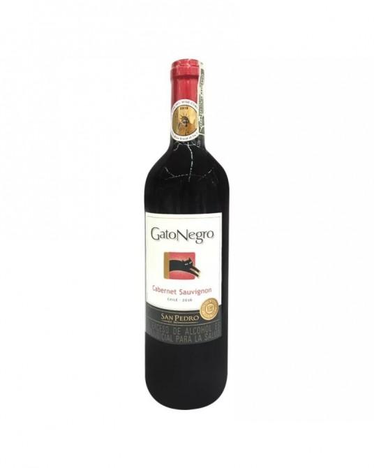 GATO NEGRO CABERNET SUAVIGNON BOTELLA 750 ml