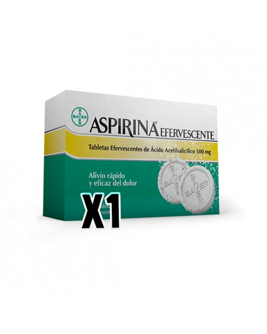 ASPIRINA EFERVESCENTE UNIDAD (1)