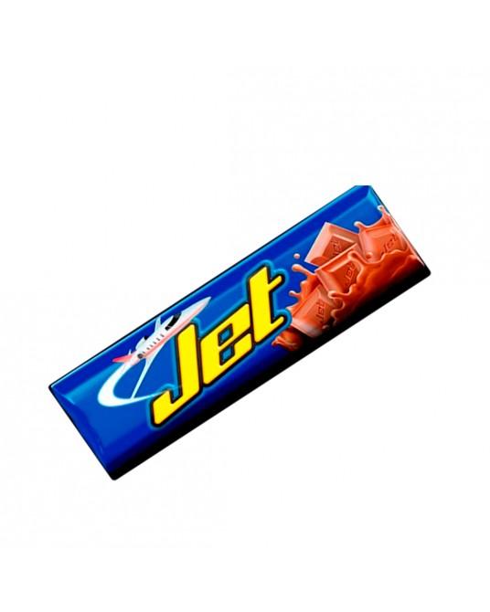 CHOCOLATINA JET PEQUEÑA UNIDAD 50 g