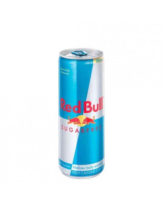 ENERGIZANTE RED BULL SUGAR FREE 250 ml