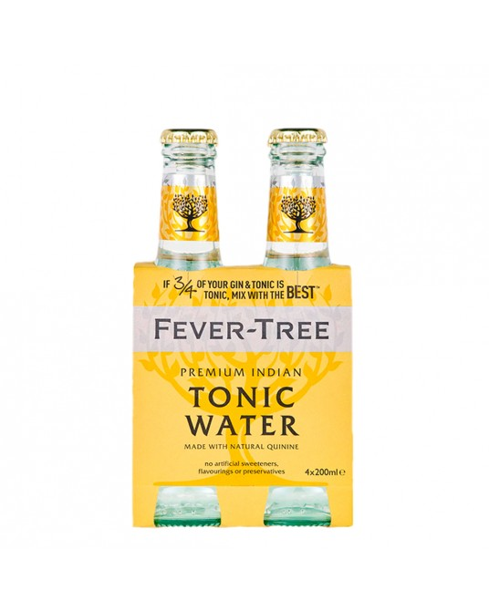 TONICA FEVERTREE FOURPACK 200 ml