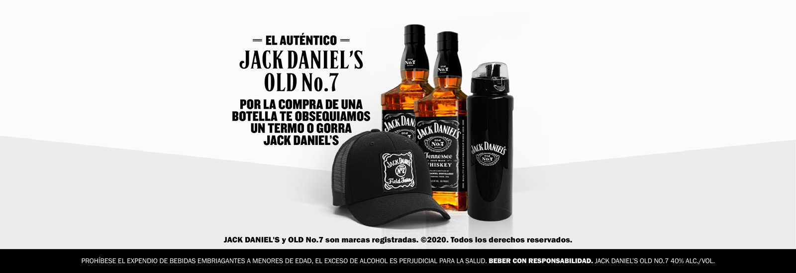 Whiskey Jack Daniels N.7 botella 750 ml