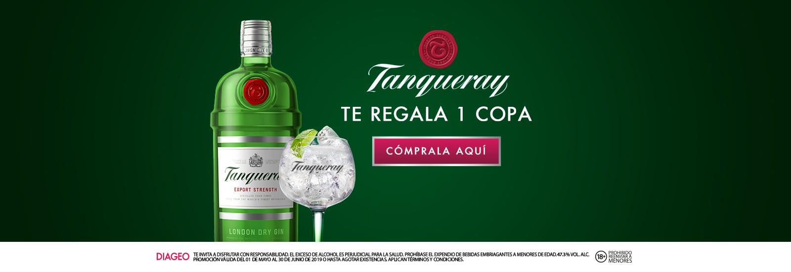 TANQUERAY + COPA