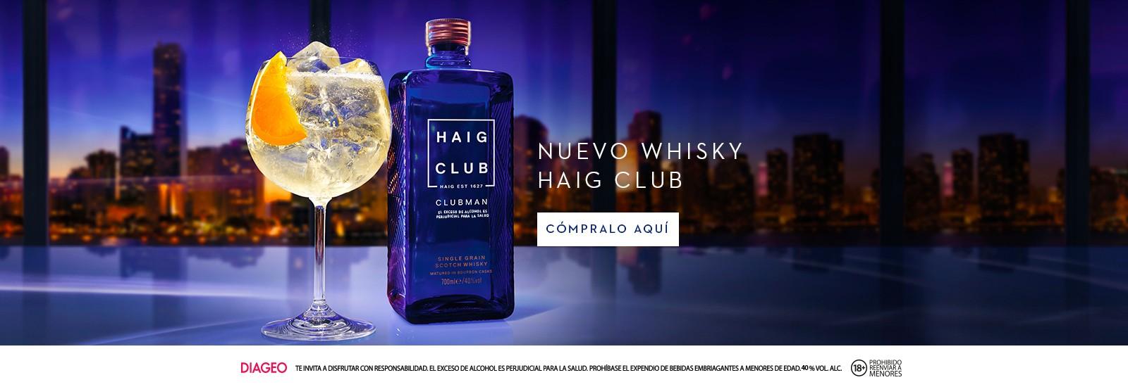 HAIG CLUB 700 ml